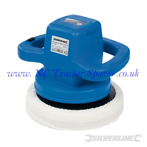 Orbital Car Polisher 110W 110W (Silverline)