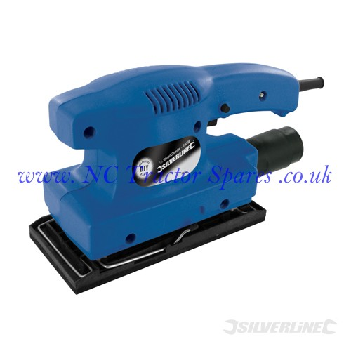 Orbital Sander 90mm 135W (Silverline)