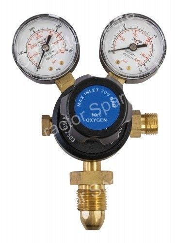 Oxygen Single Stage Regulator 0-10