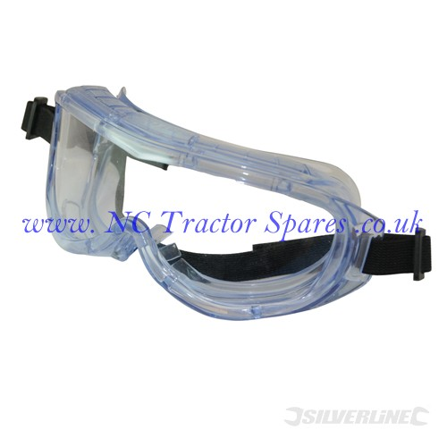 Panoramic Safety Goggles Panoramic (Silverline)