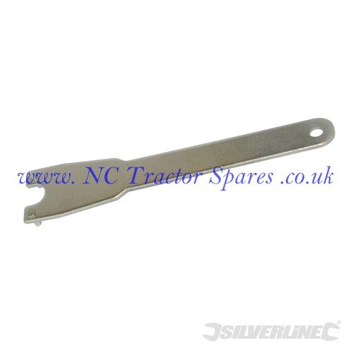 Pin Spanner 30mm (Silverline)