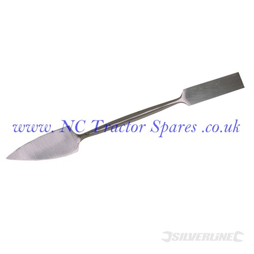 Plasterers Trowel & Square Tool 230mm (Silverline)