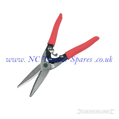 Power Snips 250mm (Silverline)
