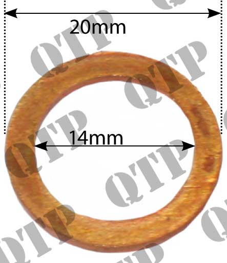 Power Steering Banjo Bolt Sealing Washer