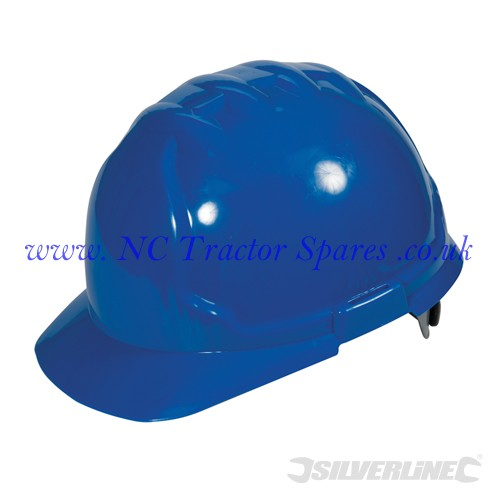 Premium Hard Hat Blue (Silverline)