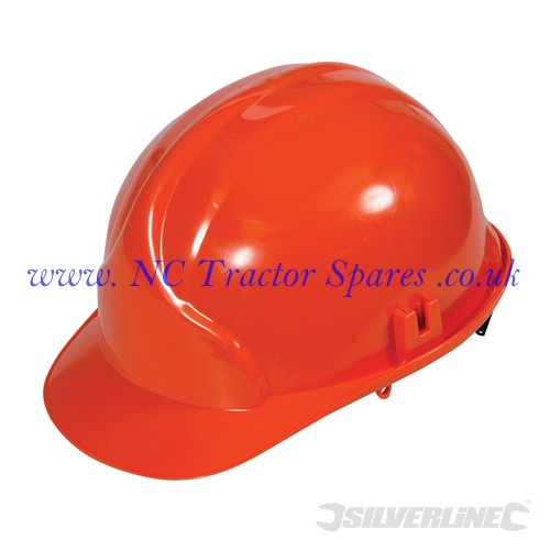 Premium Hard Hat Orange (Silverline)
