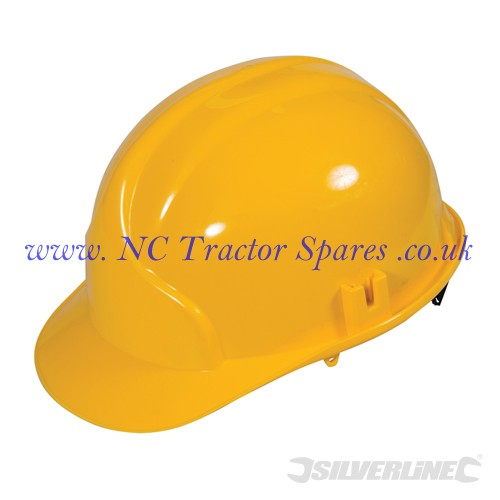 Premium Hard Hat Yellow (Silverline)