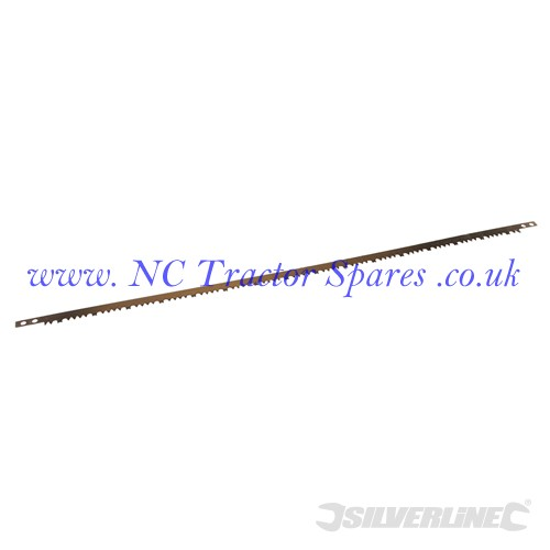 Pruning / Bow Saw Blade 750mm (Silverline)