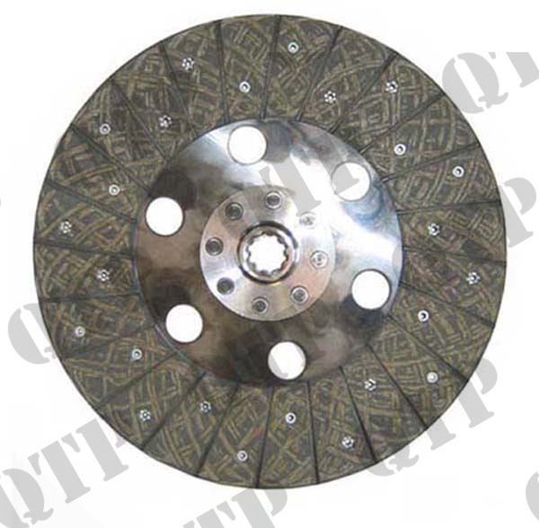 "PTO Disc Fiat 110-90 12"" -7.6mm"