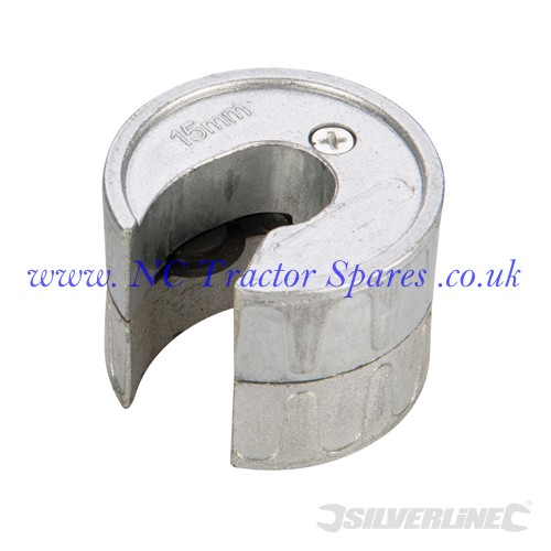 Quick Cut Pipe Cutter 15mm (Silverline)
