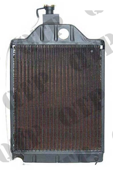 Radiator 165 188 - 4 Row 73mm