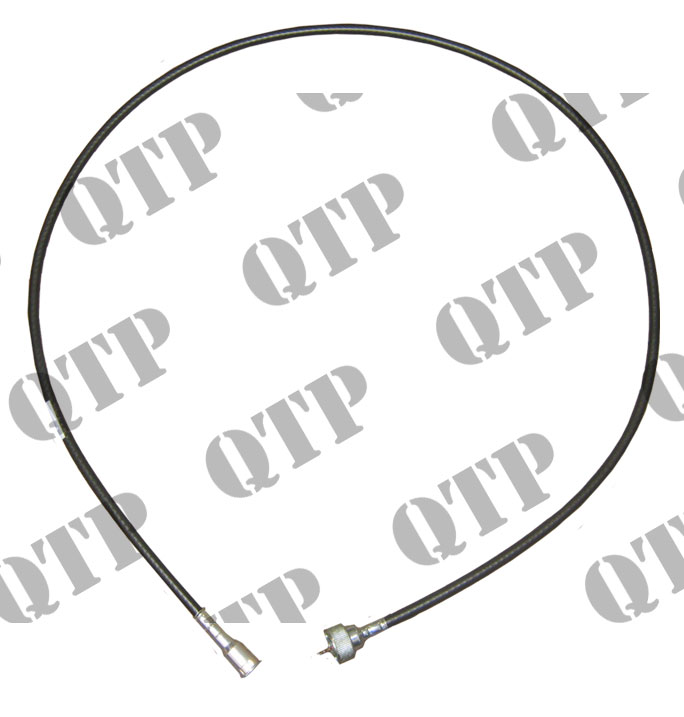 rev counter cable ford 7810