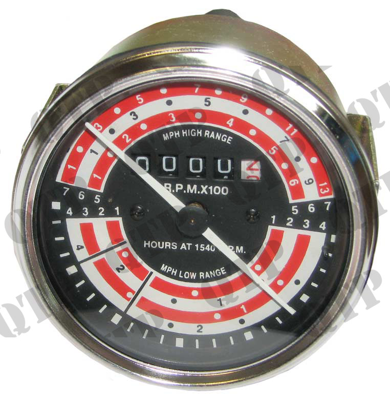 Rev Counter Clock 165 188 8 Speed