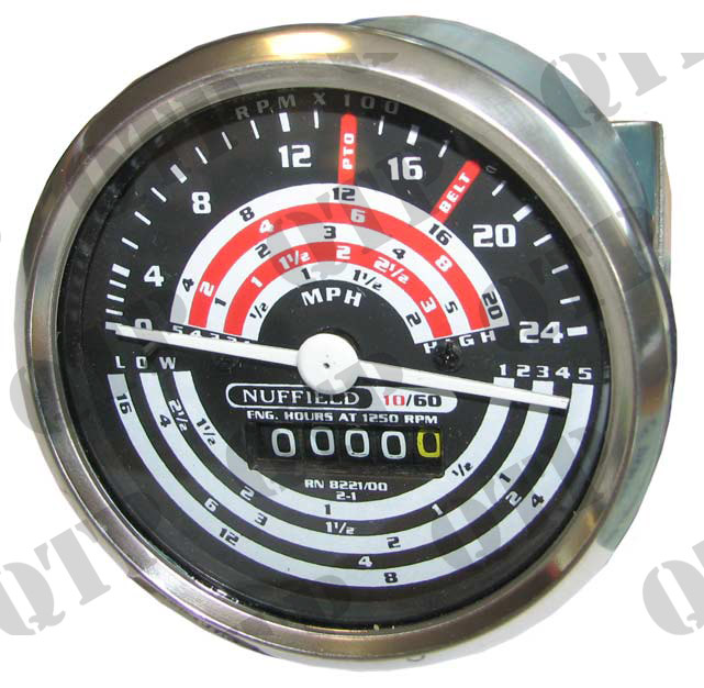 Rev Counter Nuffield 10/60