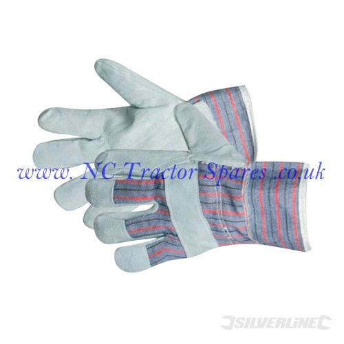 Rigger Gloves One Size (Silverline)
