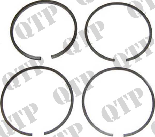 Ring Set David Brown 995 996 100.046mm Bore