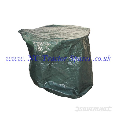 Round Table Cover 1250 x 810mm (Silverline)