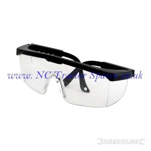 Safety Glasses Safety Glasses (Silverline)
