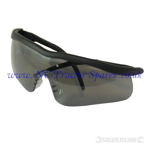 Safety Glasses Shadow (Silverline)