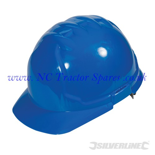 Safety Hard Hat Blue (Silverline)