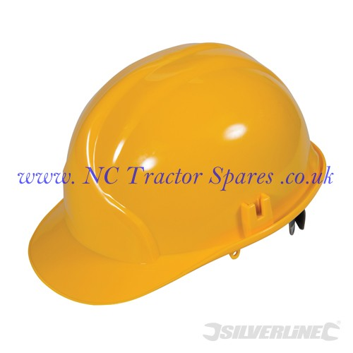 Safety Hard Hat Yellow (Silverline)