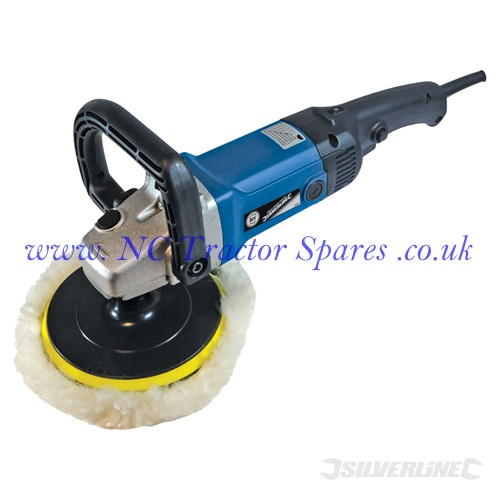 Sander Polisher 180mm 1200W (Silverline)