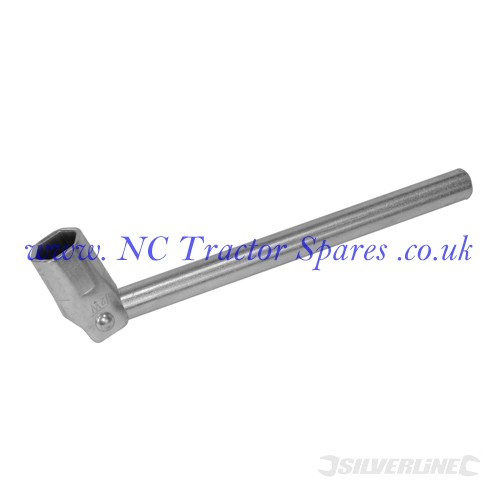 "Scaffold Spanner 1/2"" Whitworth (Silverline)"