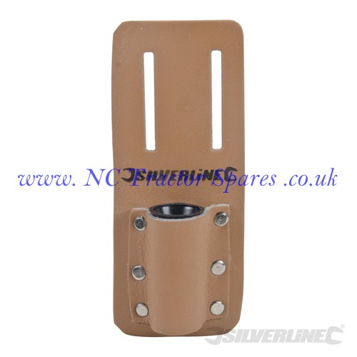 Scaffold Spanner Holder Leather 160 x 75mm (Silverline)