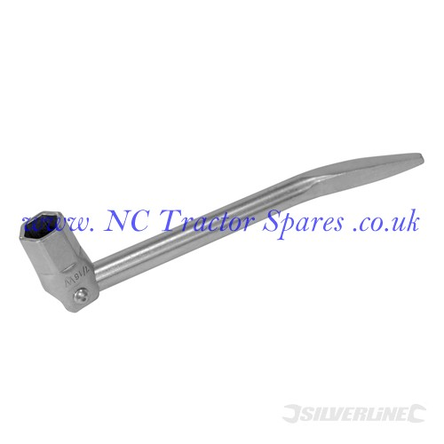 "Scaffold Spanner Podger-Handled 7/16"" (Silverline)"