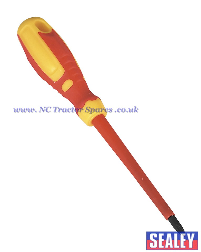 Screwdriver Phillips #1 x 100mm VDE/TUV/GS Approved GripMAX