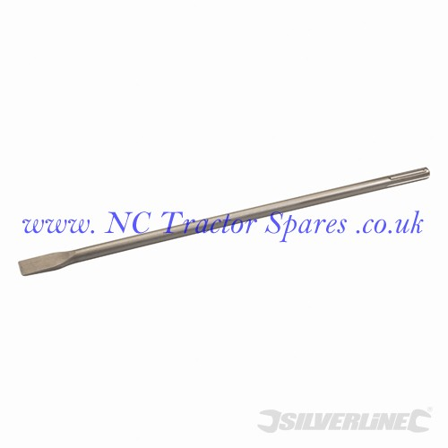 SDS Max Chisel 25 x 600mm (Silverline)