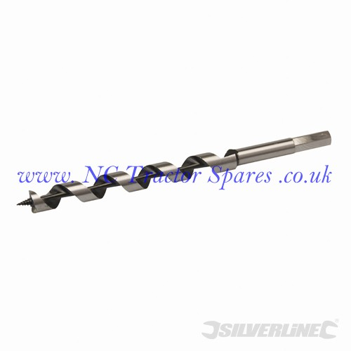 SDS Plus Auger Bit 16 x 235mm (Silverline)