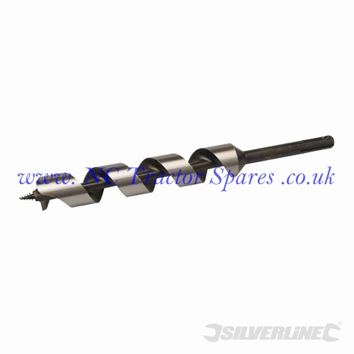 SDS Plus Auger Bit 25 x 235mm (Silverline)