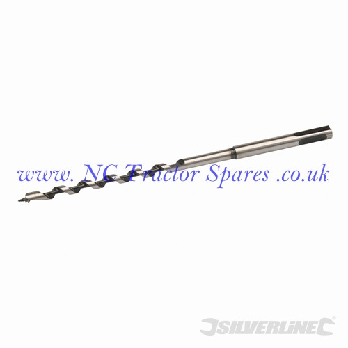 SDS Plus Auger Bit 8 x 235mm (Silverline)