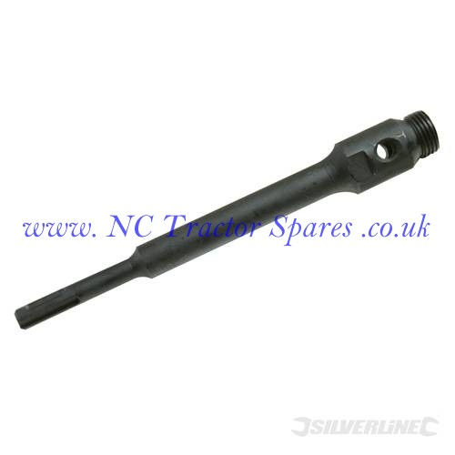 SDS Plus Core Drill Arbor 600mm (Silverline)