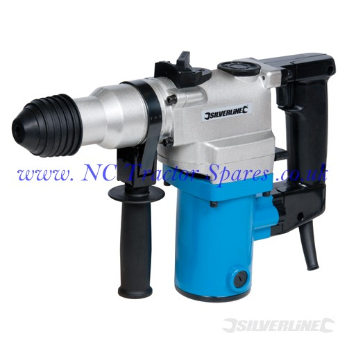 SDS Plus Hammer Drill 850W 850W (Silverline)