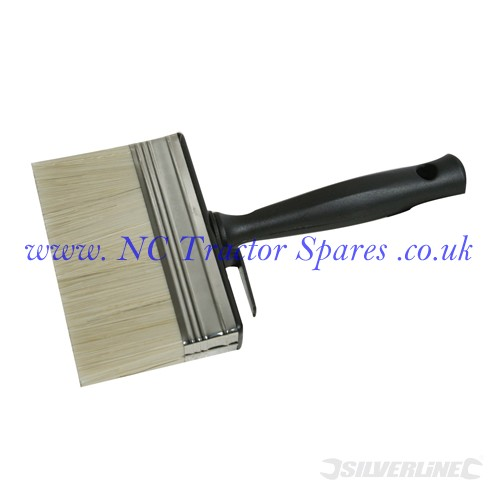 Shed & Fence Brush 125mm Width (Silverline)