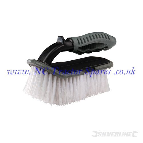 Soft Wash Brush 150mm (Silverline)