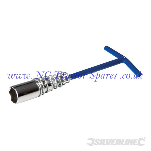 Spark Plug Wrench 16mm (Silverline)
