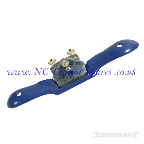 Spoke Shave 250mm Convex (Silverline)