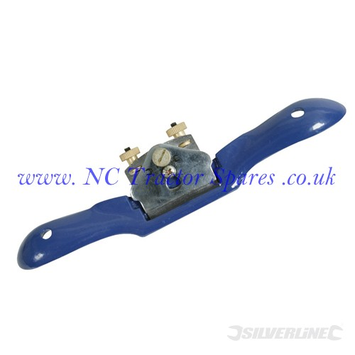 Spoke Shave 250mm Flat (Silverline)