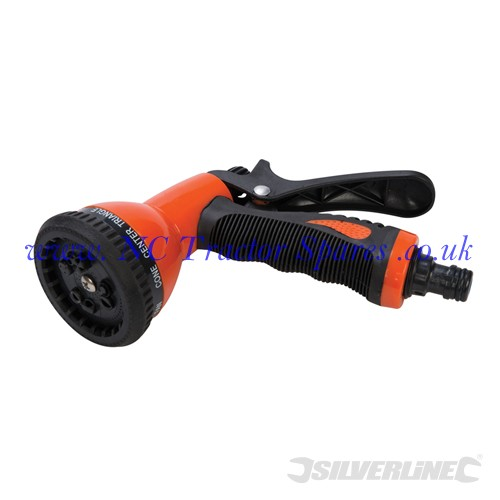 "Spray Gun 3/4"" BSP Male (Silverline)"