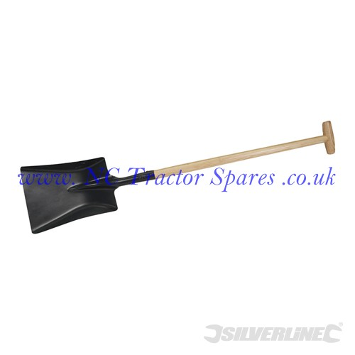 Square-Mouth Shovel 1080mm (Silverline)