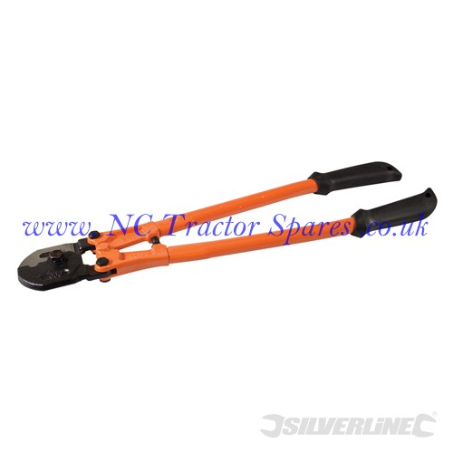 Steel Cable Cutters 600mm (Silverline)