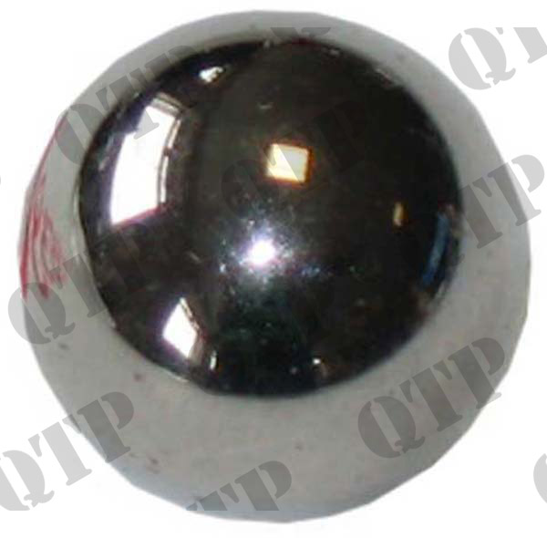 "Steel Steering Ball 35 135 148 - 1/2"" OD (With In Steering Box Shaft)"
