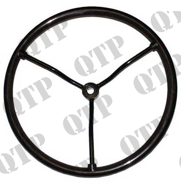 Steering Wheel 20D Black