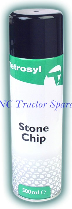 Stonechip Aerosol Black 500ml
