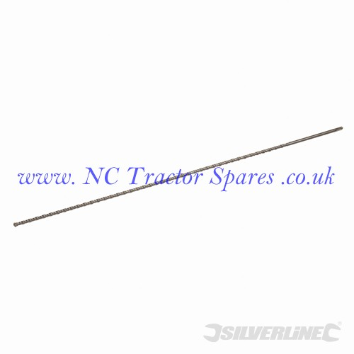 "Straight Imperial Cutter 1/2"" x 1"" (Silverline)"