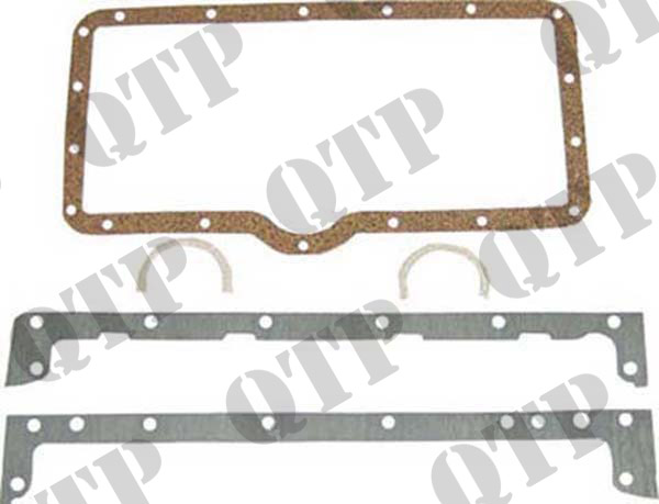 Sump Gasket Set David Brown 990 1410