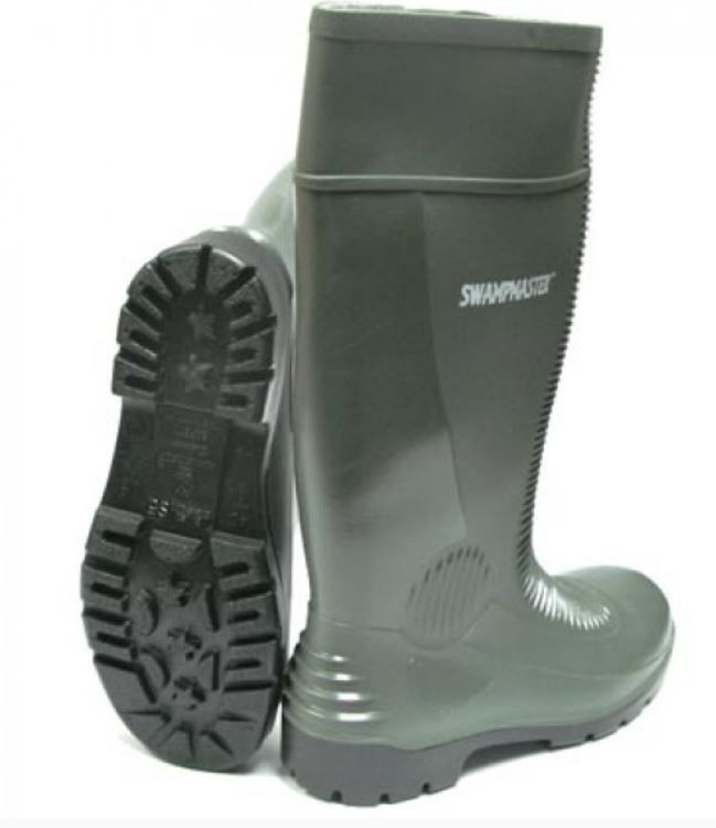Swampmaster Contractor S5 Safety PVC Wellington
